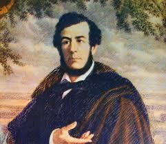 Efemérides: el 19 de enero de 1851 muere el escritor Esteban Echeverría