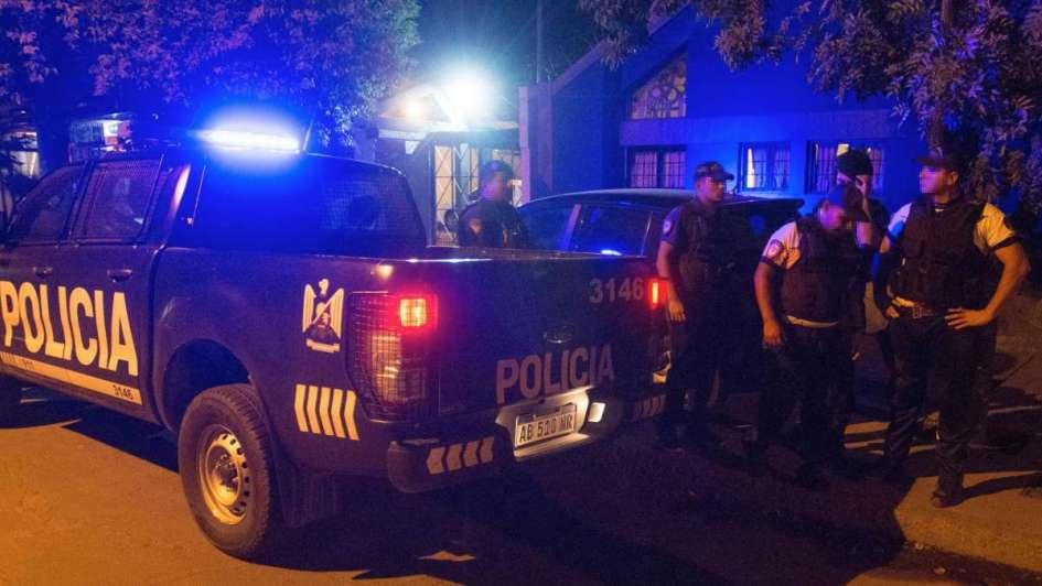 Dos sujetos fueron detenidos tras asaltar a dos hombres en Guaymallén