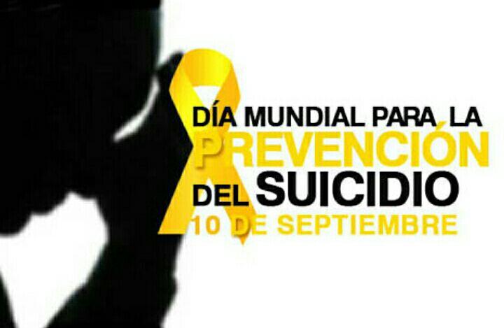 Efemérides: 10 de septiembre, Día Mundial de la Prevención del Suicidio