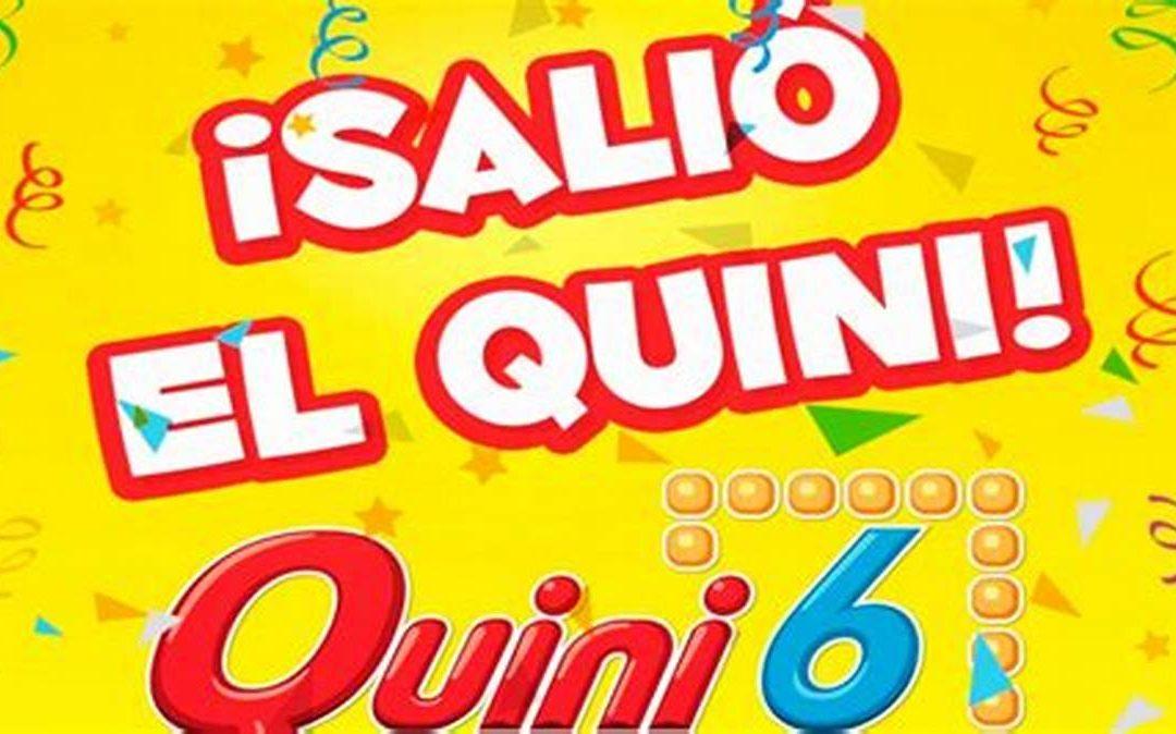 Un mendocino ganó el Quini 6 y se lleva 75 millones de pesos