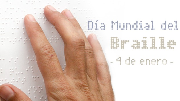 Efemérides: 4 de enero, Día Mundial del Braille