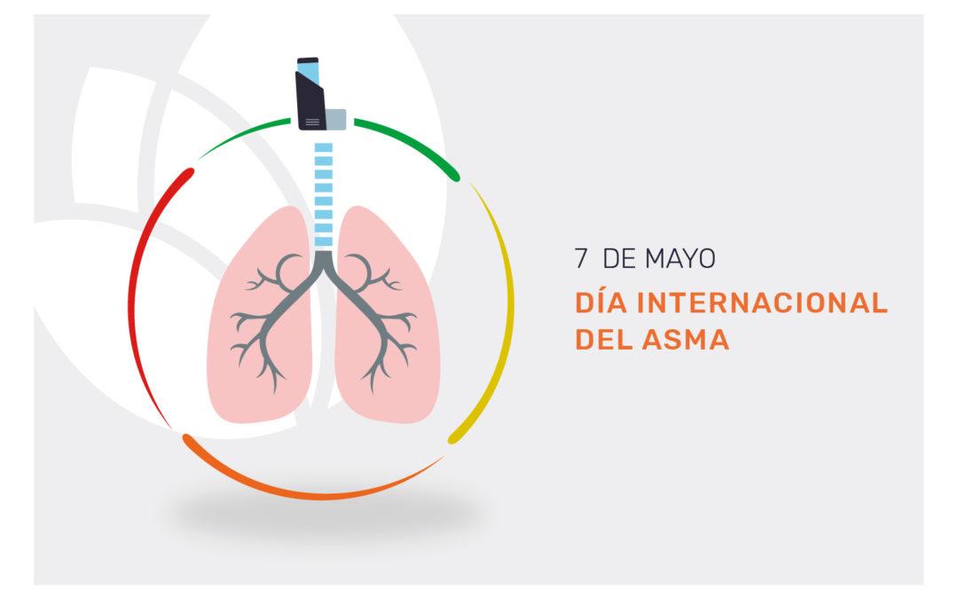 Efemérides: 7 de mayo, Día Mundial del Asma