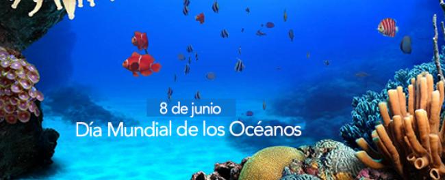 Efemérides: 8 de junio, Día Mundial de los Océanos