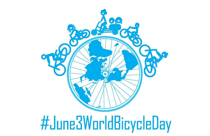Efemérides: 3 de junio, Día Internacional de la Bicicleta