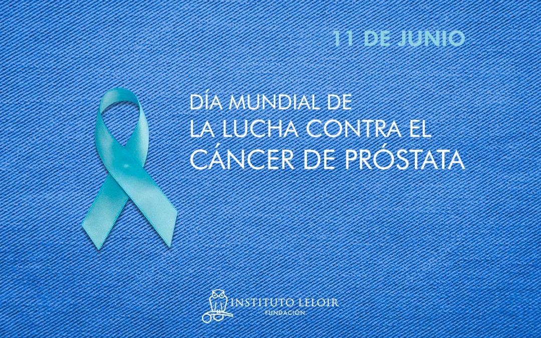 Efemérides: 11 de junio, día mundial de la Lucha contra el Cáncer de Próstata