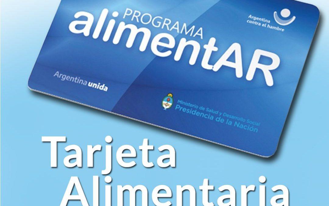 Tarjeta Alimentar: dan a conocer el calendario de acreditación en enero