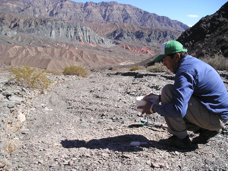 Efemérides: 9 de junio, Día del Geólogo