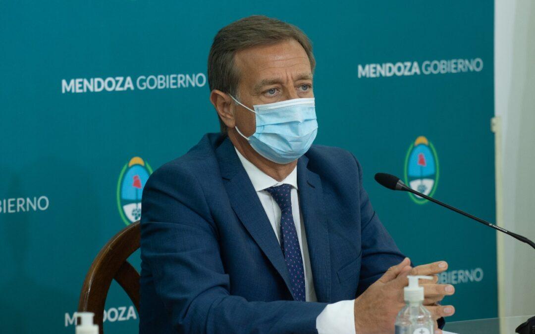 Suarez solicitó a la Nación volver a DISPO y la apertura de varias actividades