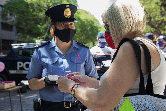 Todas las mujeres Policías tendrán un día para realizarse los controles para prevenir el cáncer de mama