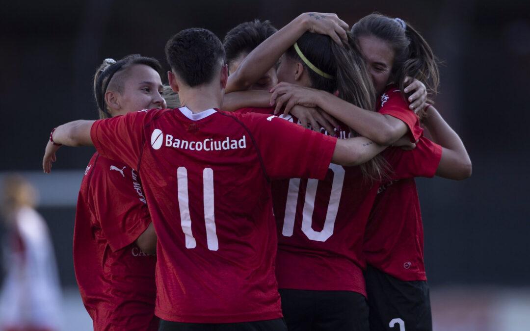 Mañana inicia el torneo de primera división del fútbol femenino