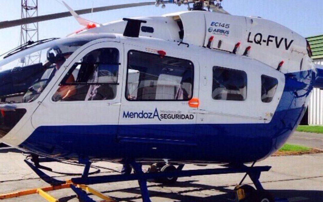Piden explicaciones sobre el uso de un helicóptero de la provincia para el programa de Marley