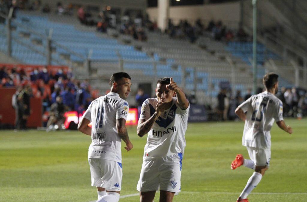 Vélez y Banfield jugarán un partido para el cupo a la sudamericana 2022