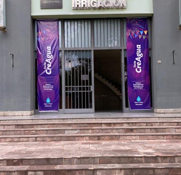 Irrigación invita a participar en la Feria CreAgua
