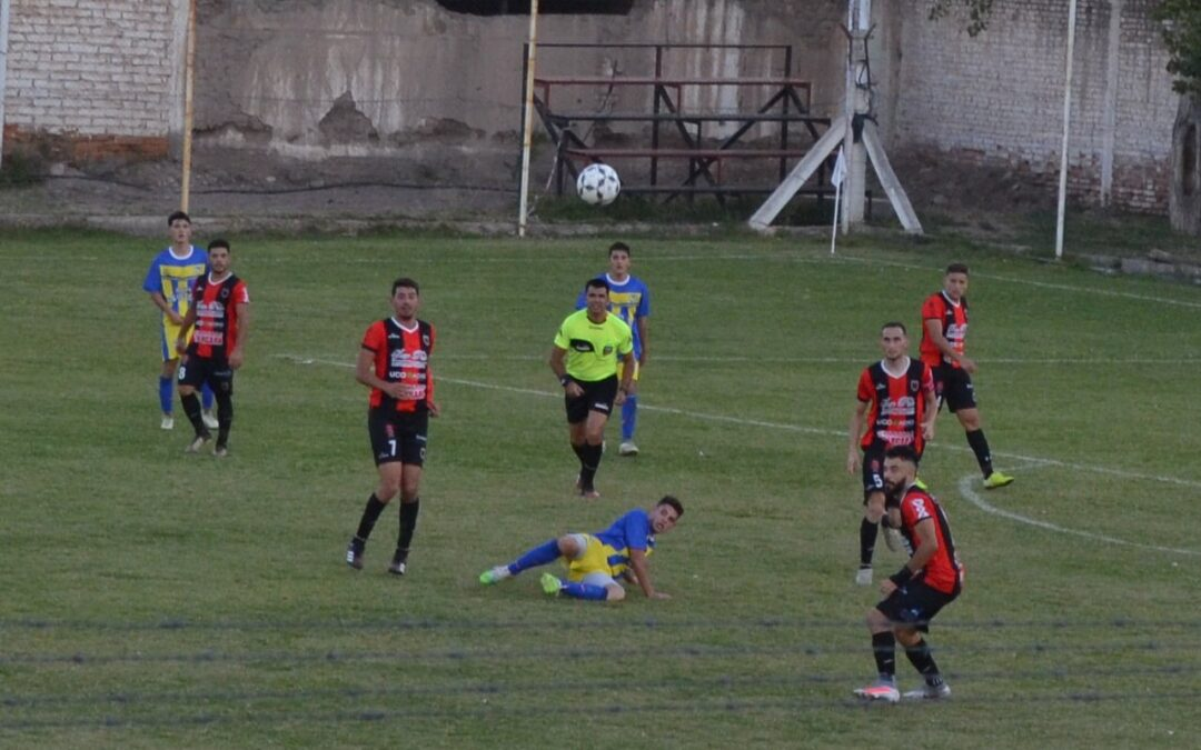 El Fortín ganó el clásico y Chilecito logró clasificarse a la siguiente fase