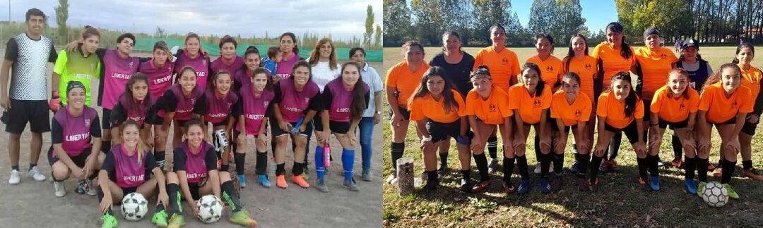 Domingo de clásicos en el fútbol femenino de San Carlos: Unión versus Libertad y La Consulta contra El Fortín