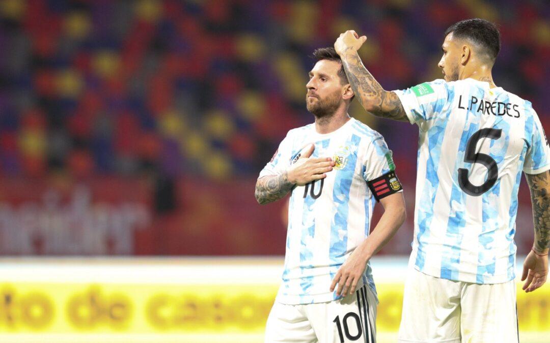 La Selección Argentina en busca de su primer triunfo en el 2021