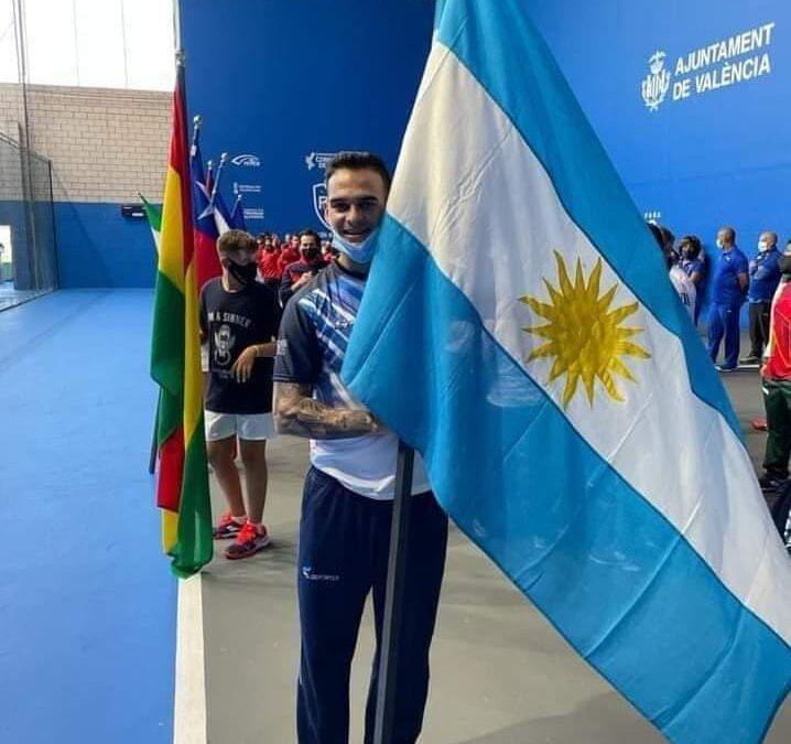 Argentina campeón de la Copa del Mundo de pelota de goma en Valencia