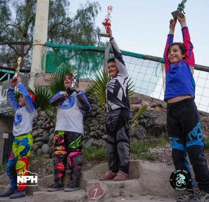 Se definieron los campeones del Torneo Primavera BMX